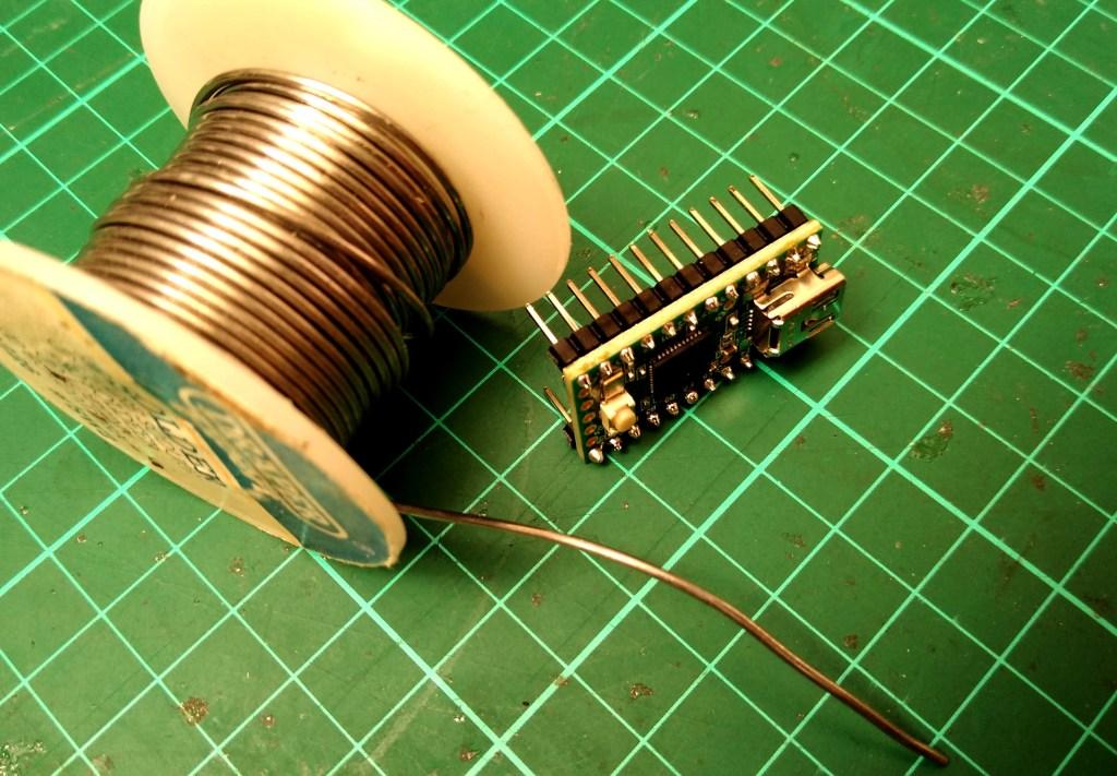 teensy-solder-headers