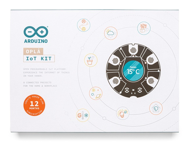 A product image for Arduino OPLA IoT Starter Kit