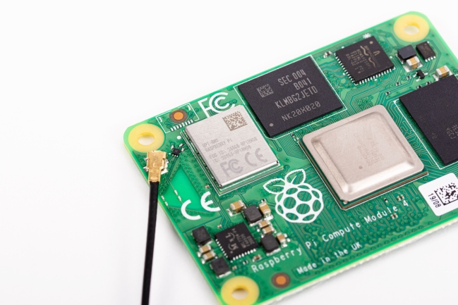 A product image for Raspberry Pi CM4 Antenna Kit