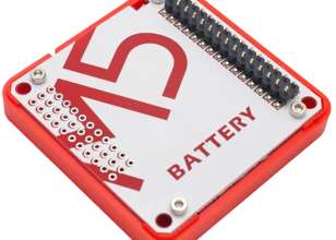 Battery Module for ESP32 Core Development Kit