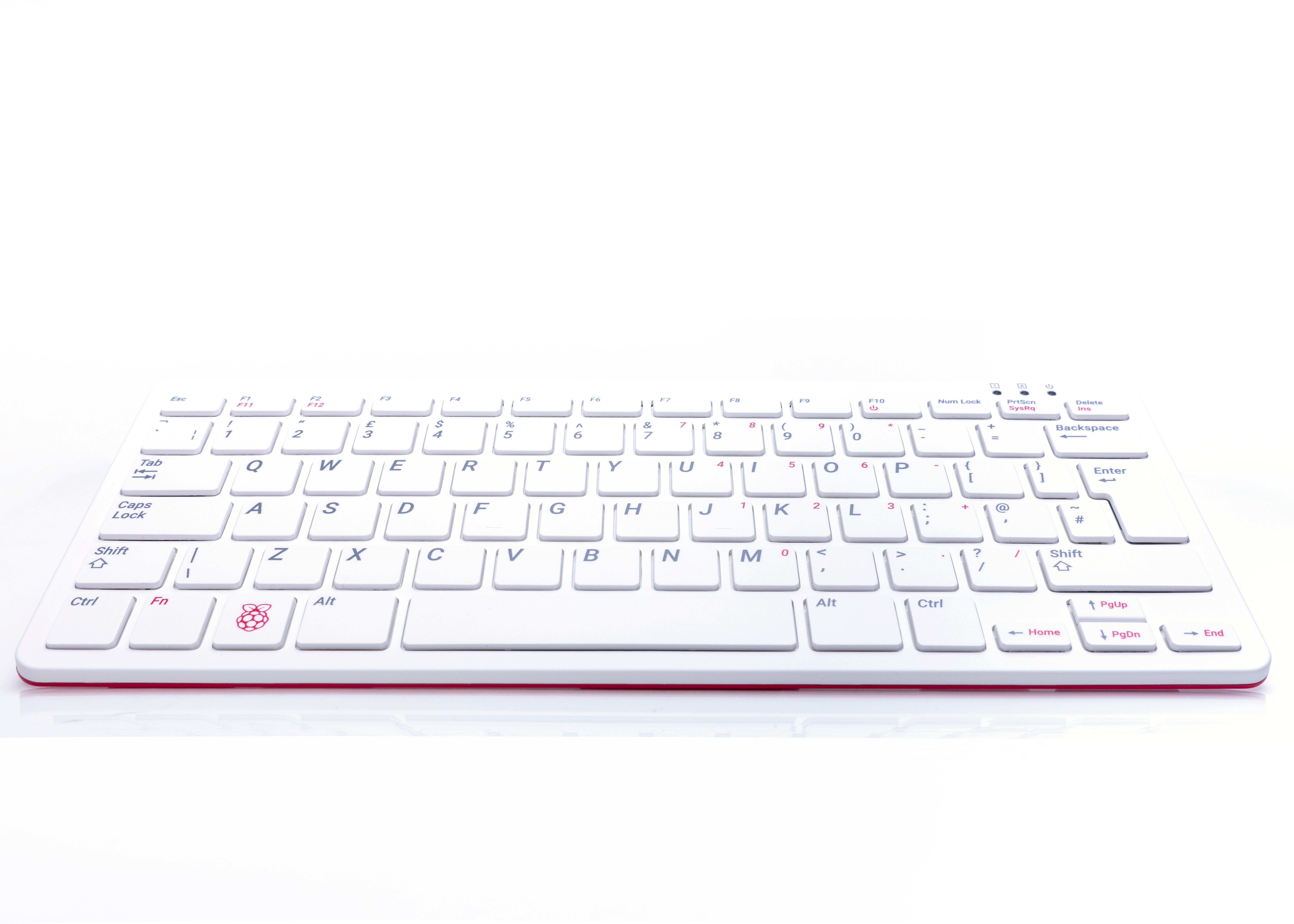 Raspberry Pi 400 UK Keyboard Layout - Computer Only
