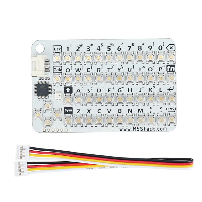 A product image for CardKB Mini Keyboard Unit (MEGA328P)