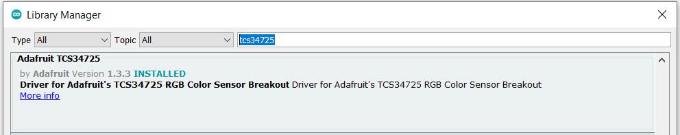 adafruit-tcs34725-library