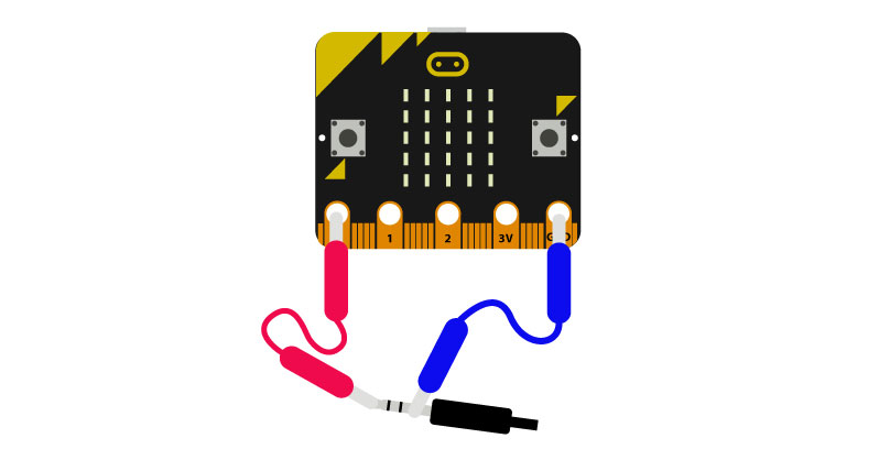 microbit-audio-out