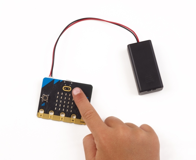 A product image for BBC micro:bit Go – Starter Kit
