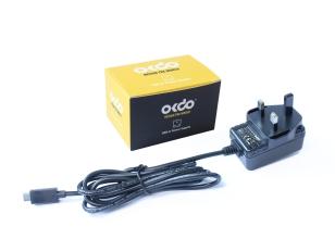 OKdo Fixed Head PSU - UK Plug