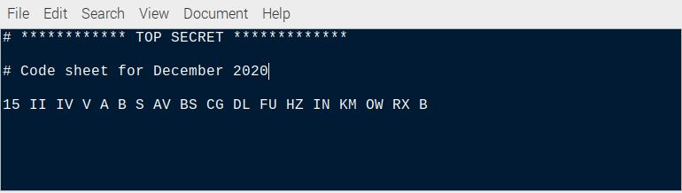 Pi terminal