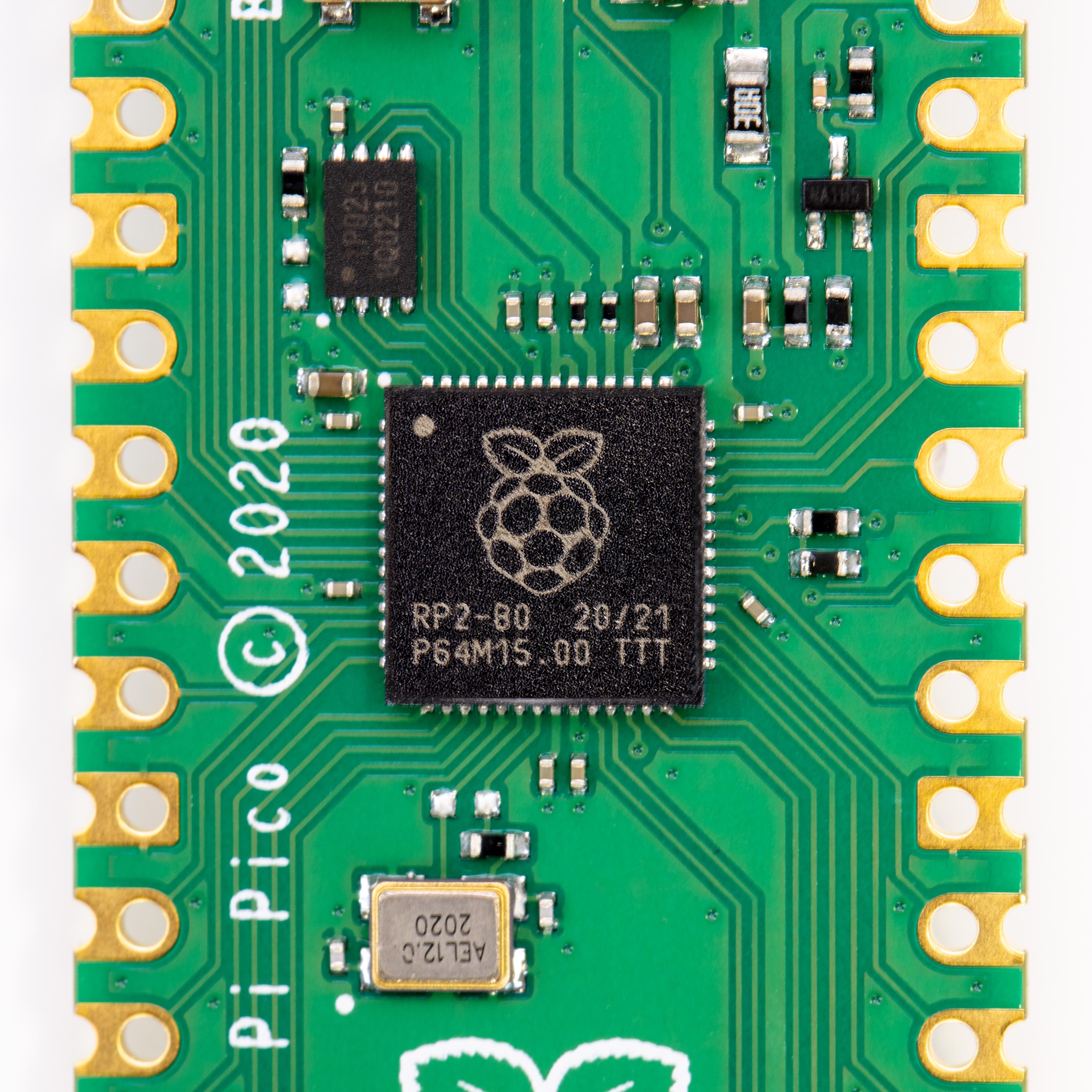 Raspberry Pi Pico RP2040 Microcontroller Board