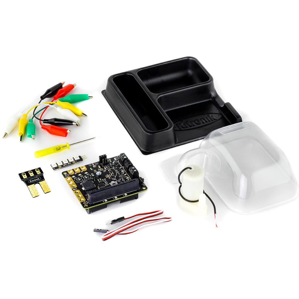 Smart Greenhouse - micro:bit
