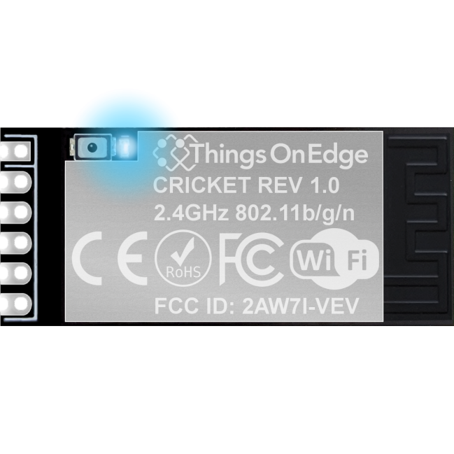 A product image for Things on Edge Cricket Module