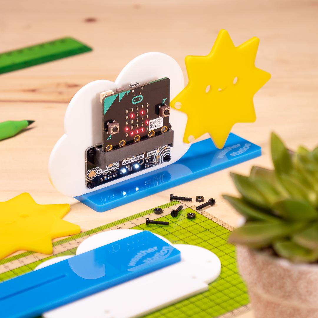 Enviro:bit Weather Station Kit for micro:bit