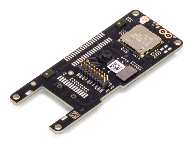 A product image for Arduino Portenta Vision Shield – Lora