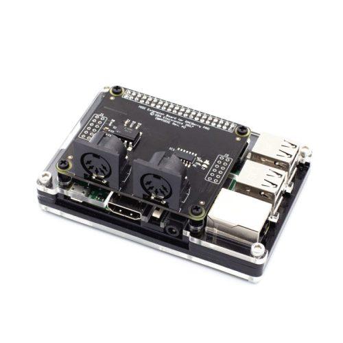MIDI Board for Raspberry Pi