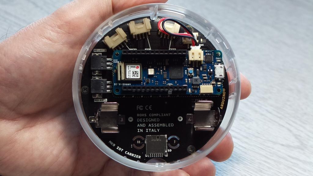 arduino opla back