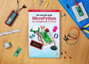 Official Raspberry Pi Guide: Getting Started with MicroPython on Raspberry Pi Pico