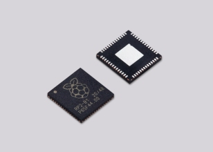 Raspberry Pi RP2040 Microcontroller (Pack of 10)