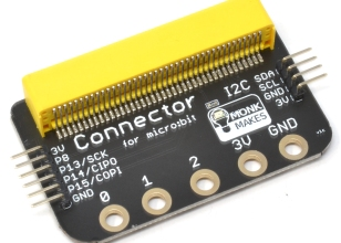 Connector for micro:bit