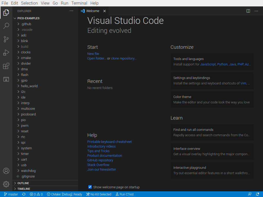 visual studio code explorer