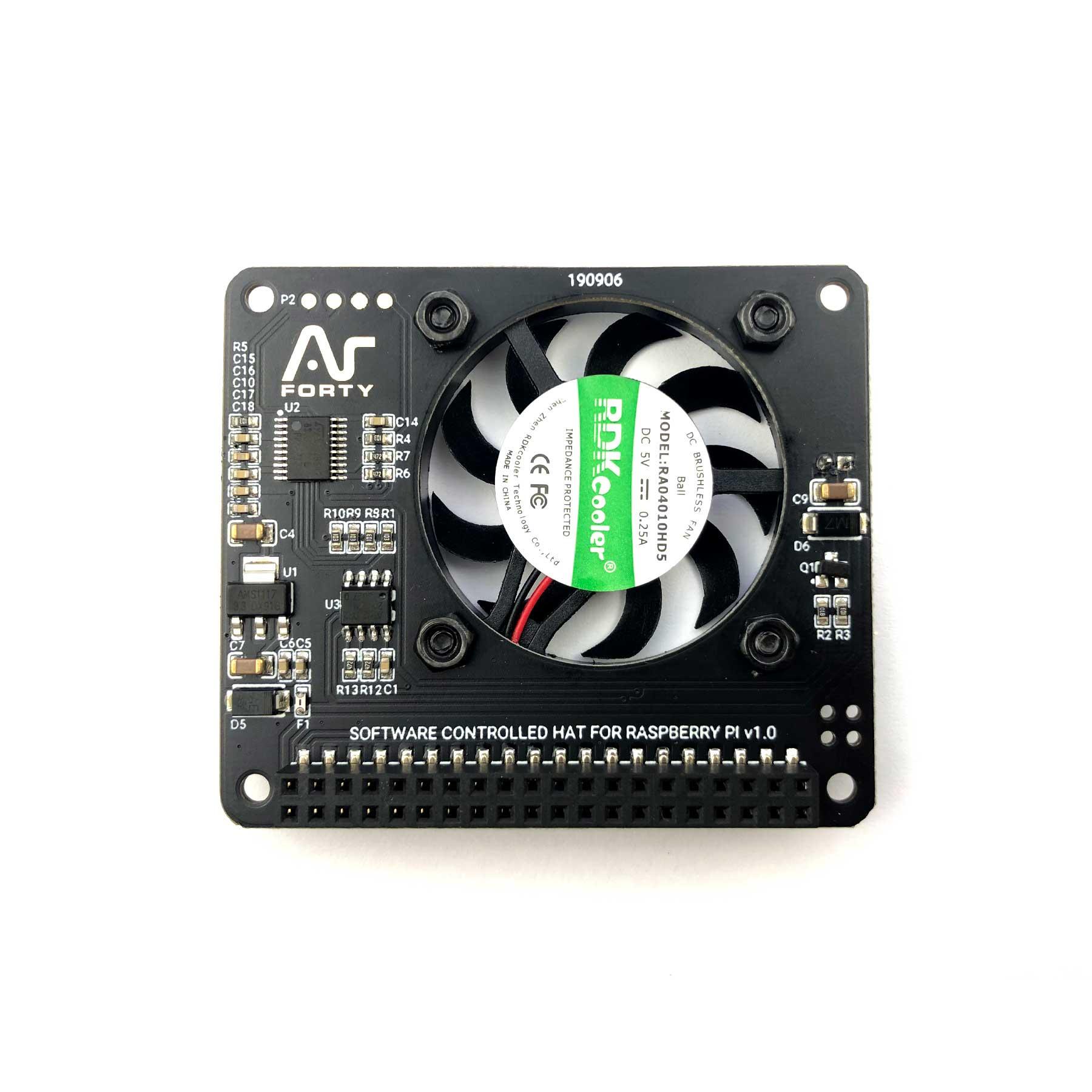 Argon FAN HAT for Raspberry Pi