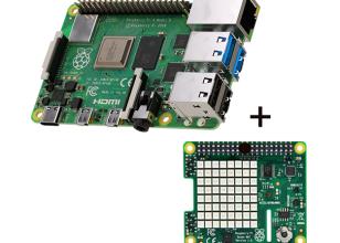 Raspberry Pi 4 4gb with Sense Hat