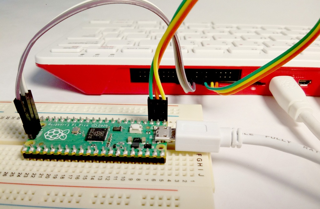 Debugging-Raspberry-Pi-Pico-connections