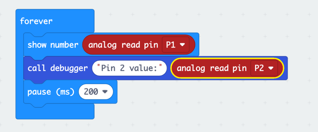 debugger function