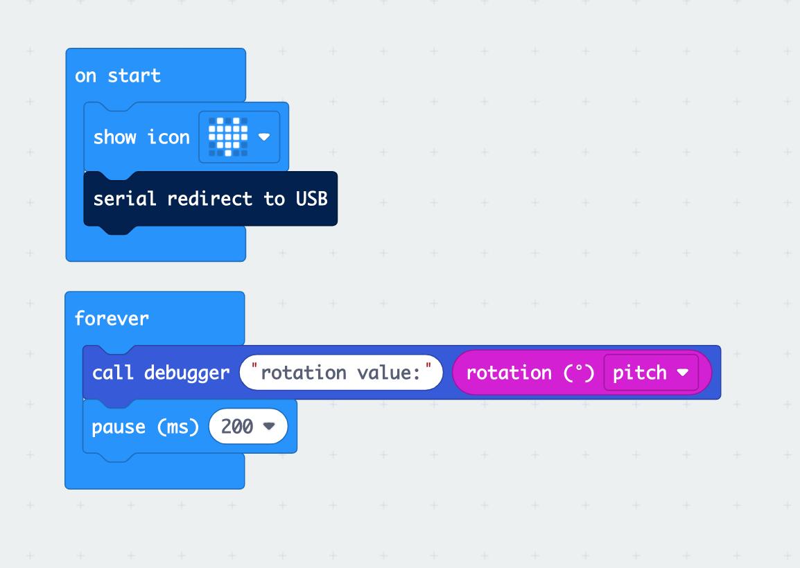 Makecode micro:bit debugger