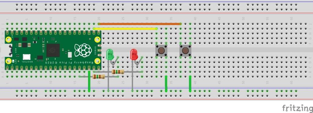 debug pico circuit