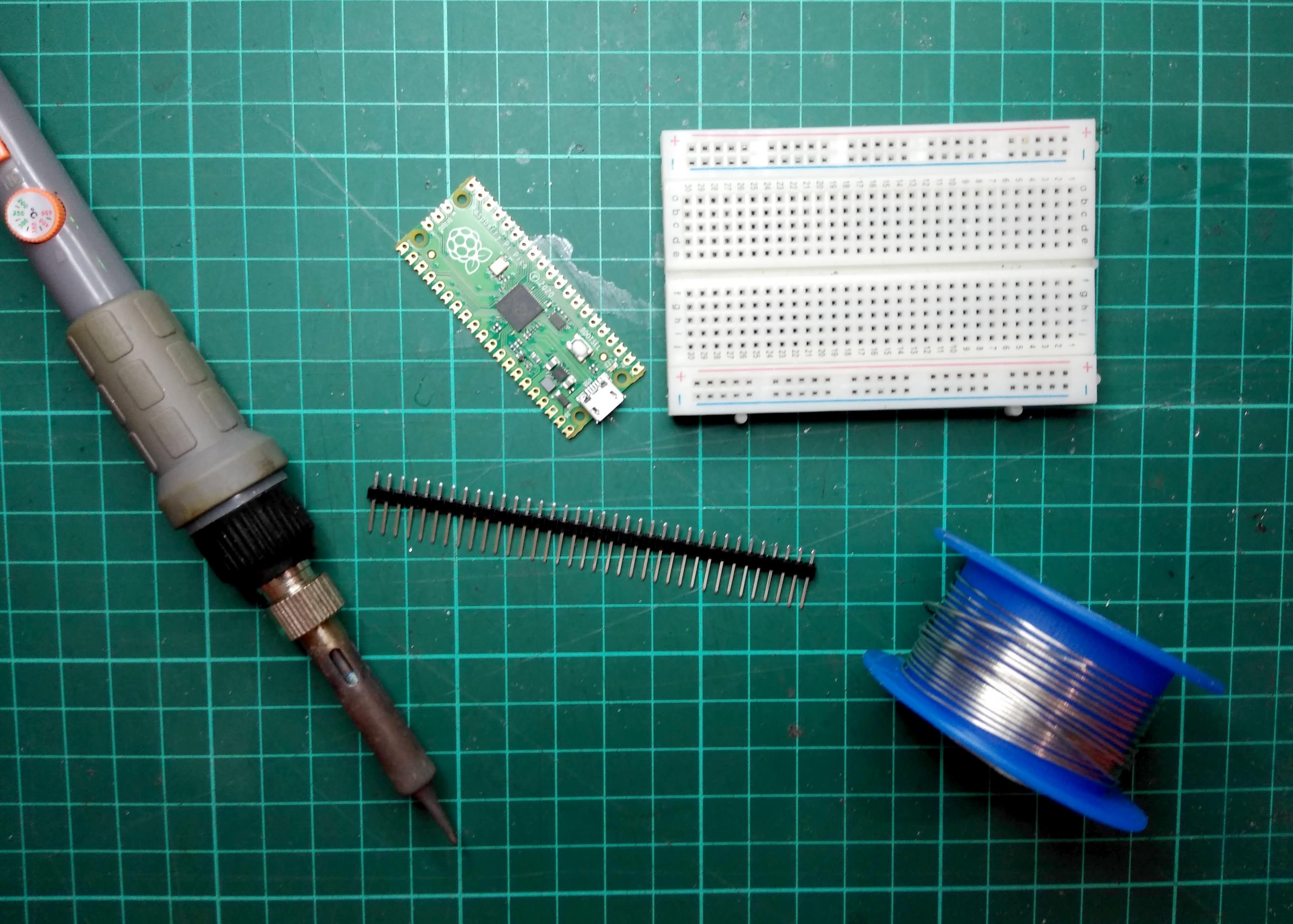 soldering-headers-materials