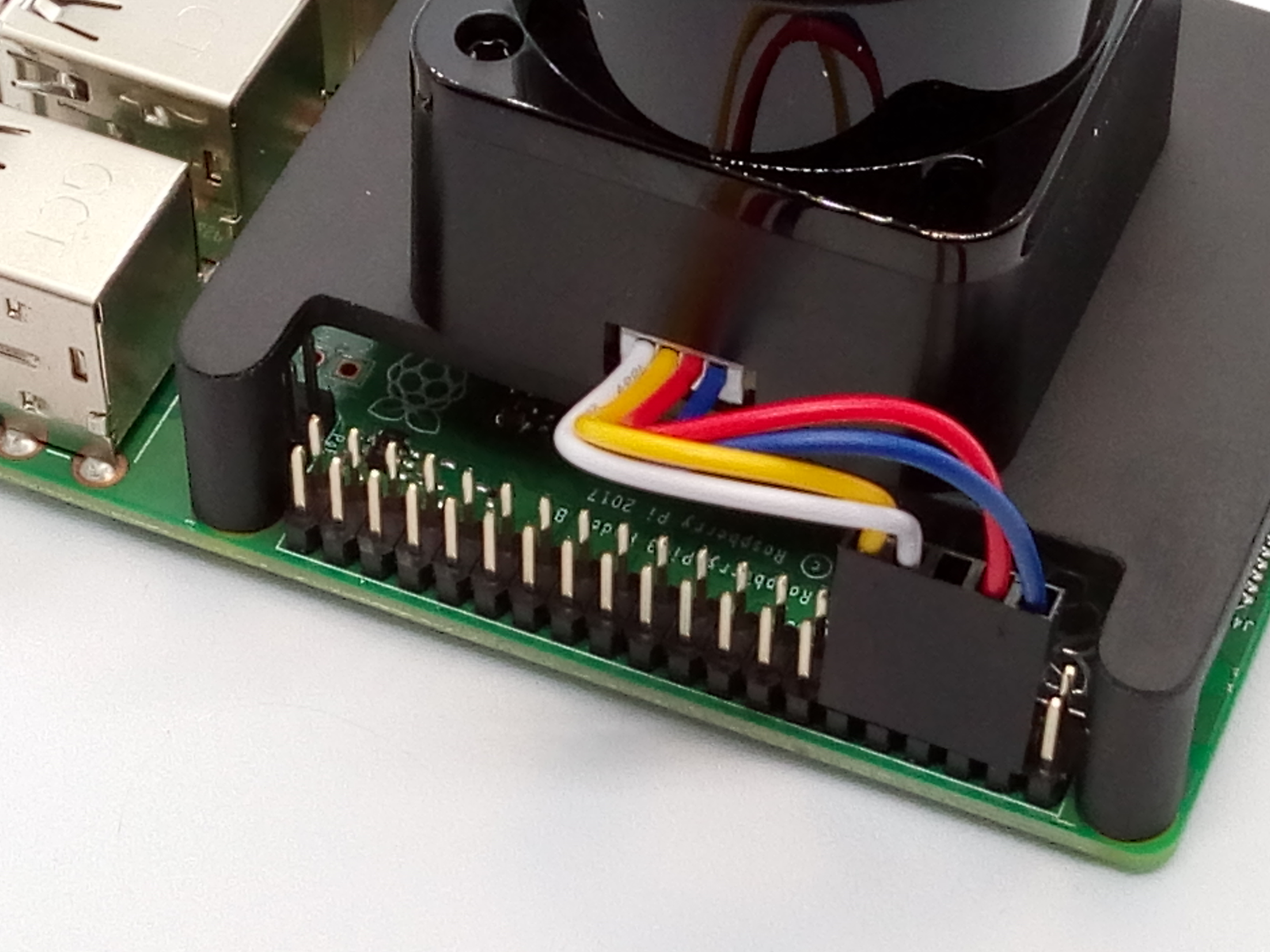 Lidar connection to Raspberry PI