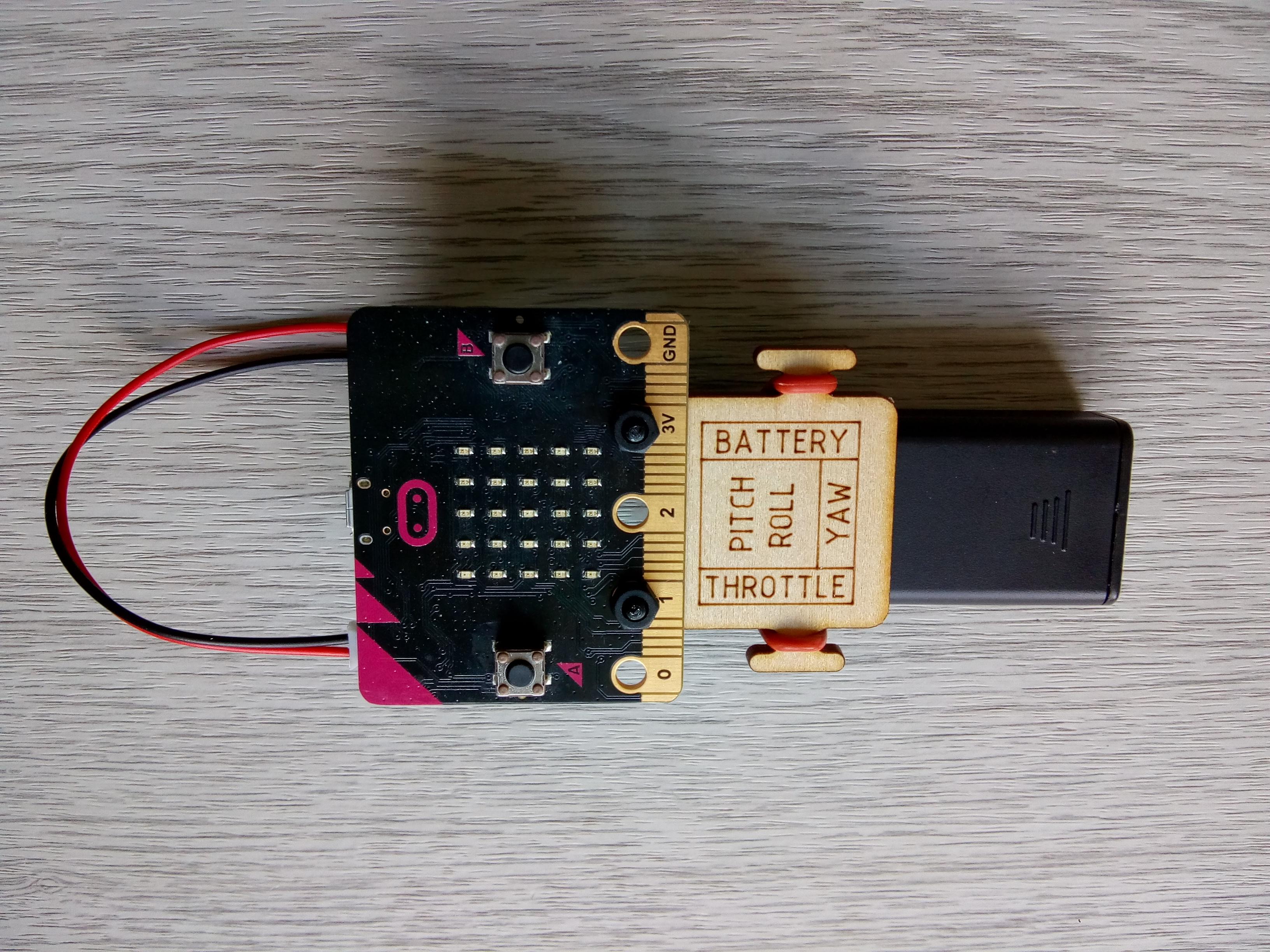 airbit controller assembled