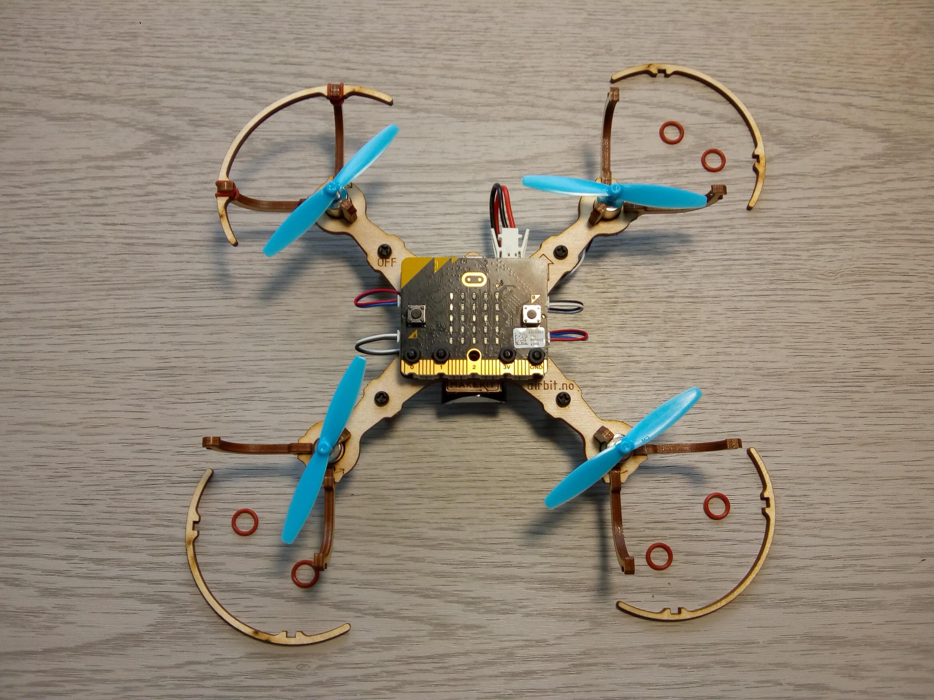 air:bit rotors